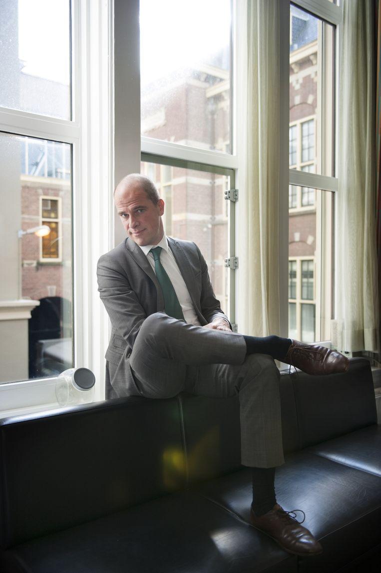 PvdA-leider Diederik Samsom. Beeld An-Sofie Kesteleyn