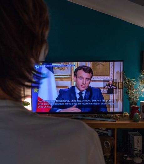 Le temps passé devant la télévision atteint un niveau record chez les Français