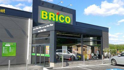 Spontane staking bij verscheidene Brico-winkels