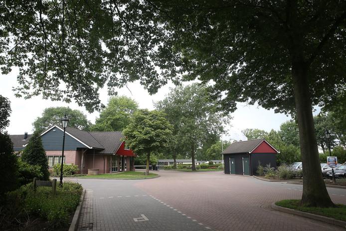 De camping bij Winterswijk waar het jongetje vorig jaar werd gevonden.
