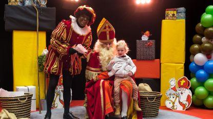 Sinterklaas krijgt warm onthaal