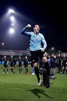 Verhulst is de held van Deventer: 'Dit is de droom van elke keeper'