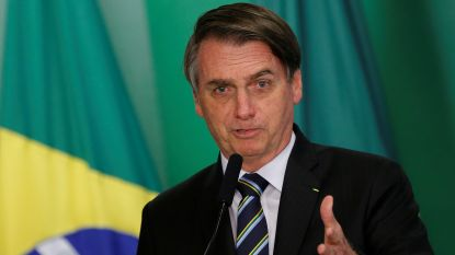 "President Brazilië: ""Misdaden Holocaust kunnen vergeven worden"""