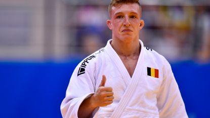 Sterke Jorre Verstraeten sneuvelt in Tokio in derde ronde van WK judo