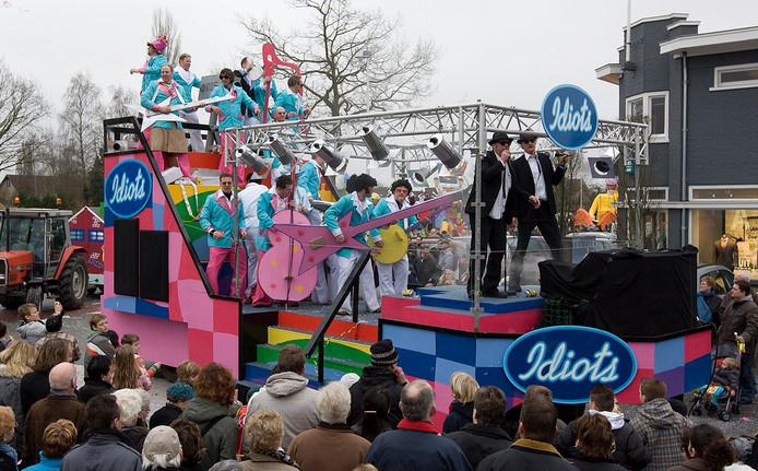 De carnavalsoptocht komt volgend jaar niet meer door de kern van Wilp.