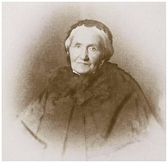 Kunstschilderes Adriana Haanen (1814-1895) uit Oosterhout krijgt een straatnaam in Amsterdam.