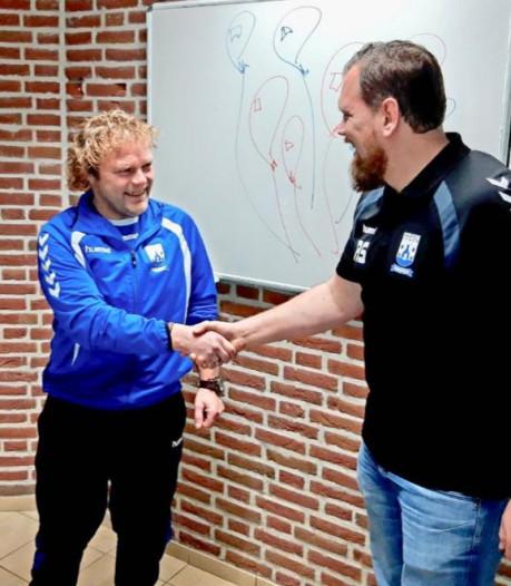 Martin Winkels opvolger Bart Vos bij RKPSC