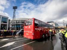 LIVE: Feyenoord met Diks centraal, Ajax met verwachte elf