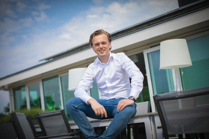 Algemeen directeur Jeroen Achterhuis van Hemsson/Arli Group