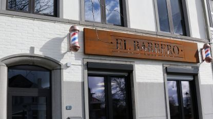Kapper-barbier El Barbero opent deuren op Meerhoutse Markt