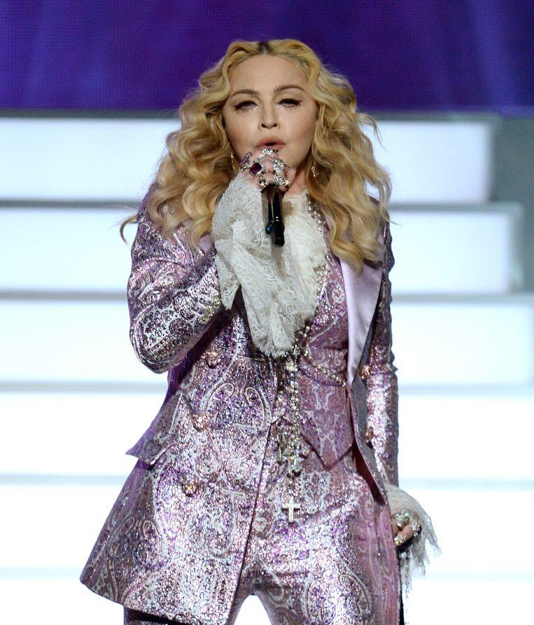 Madonna. Beeld afp