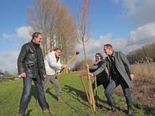 VVD'ers herstellen stukje van geruïneerd Bernissegebied
