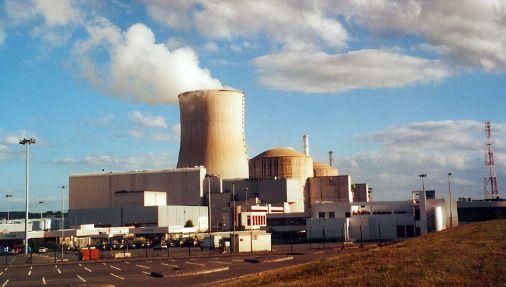 Kerncentrale in het Franse Civaux. FOTO WIKIPEDIA