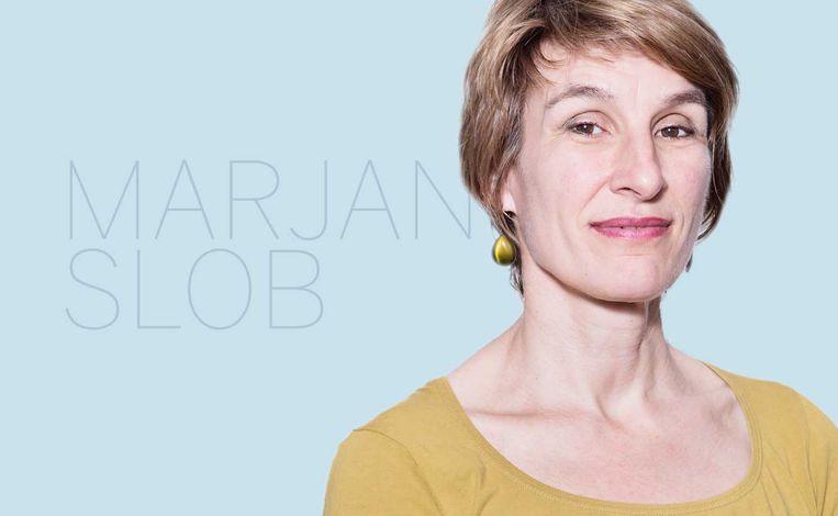 Marjan Slob. Beeld