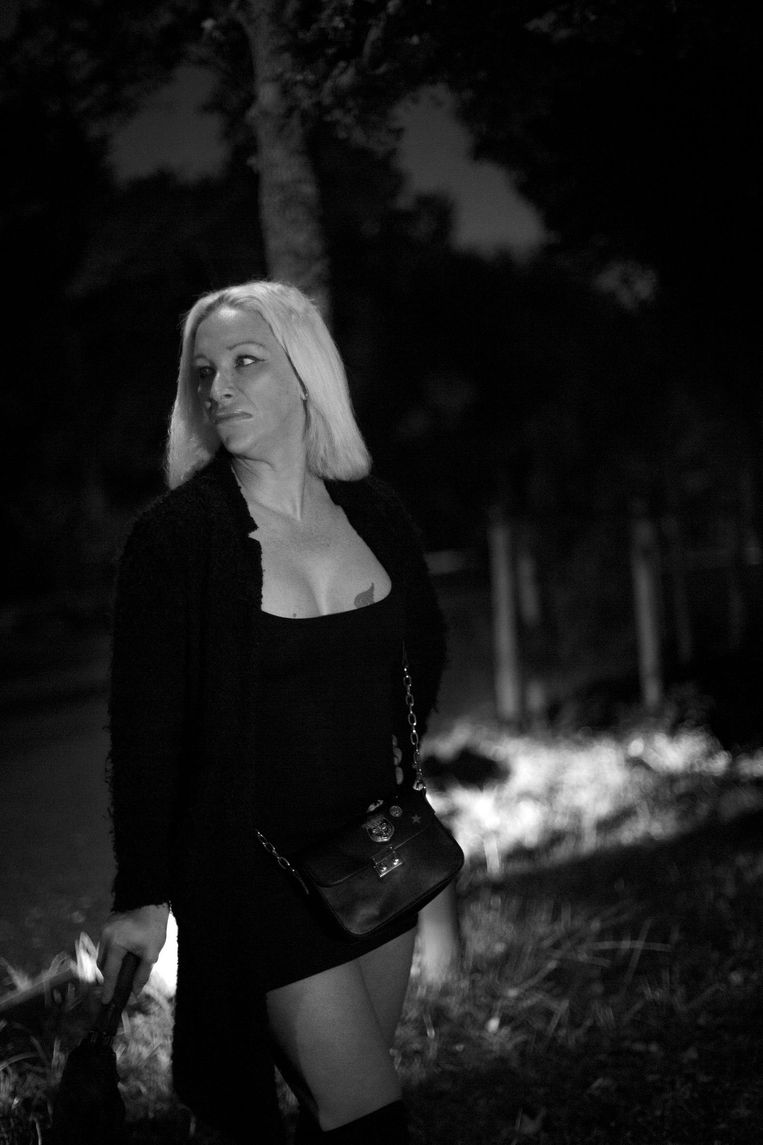 Samantha (51), Bois de Boulogne, Parijs Beeld Robin Haurissa