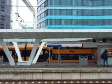 Persoon op het spoor zorgt voor vertraging treinverkeer Arnhem-Ede