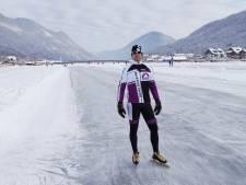 Oud-marathonkampioen René Ruitenberg uit Oldebroek is het schaatsen zat, behalve als het voor zijn eigen goede doel is