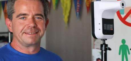 GLV Taverne aan Leie eerste Belgische horecazaak met voorhoofdscanner