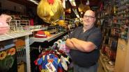 Over te nemen: eerste carnavalswinkel