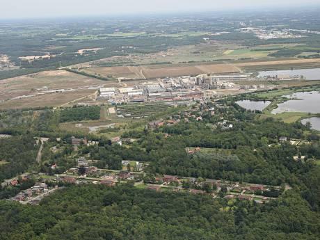 Streep door plan Duurzaam Industriepark Cranendonck
