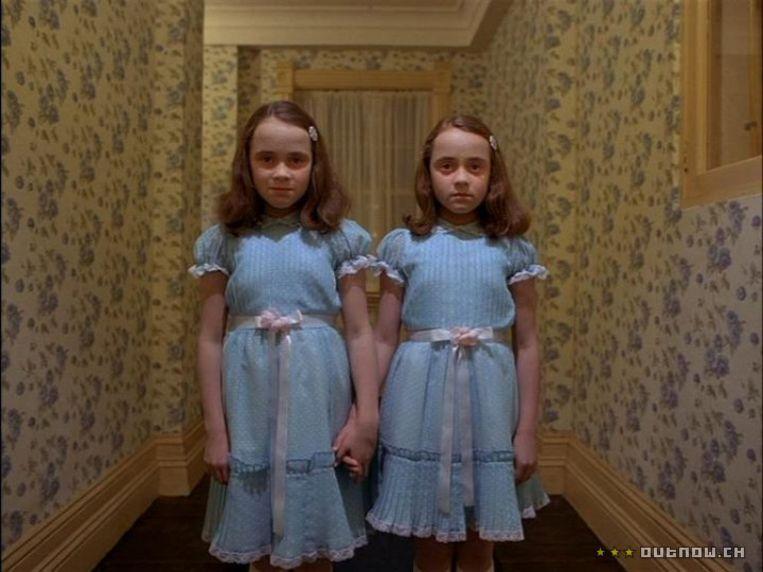Film: The Shining van Stanley Kubrick (1980). Beeld