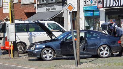 Verdacht voertuig onderschept op de Vrijheid
