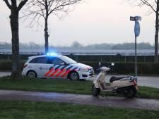 Scooterrijder gewond bij ongeluk in Middelburg