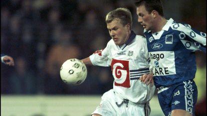 20 jaar geleden, toen Clement nog speler was