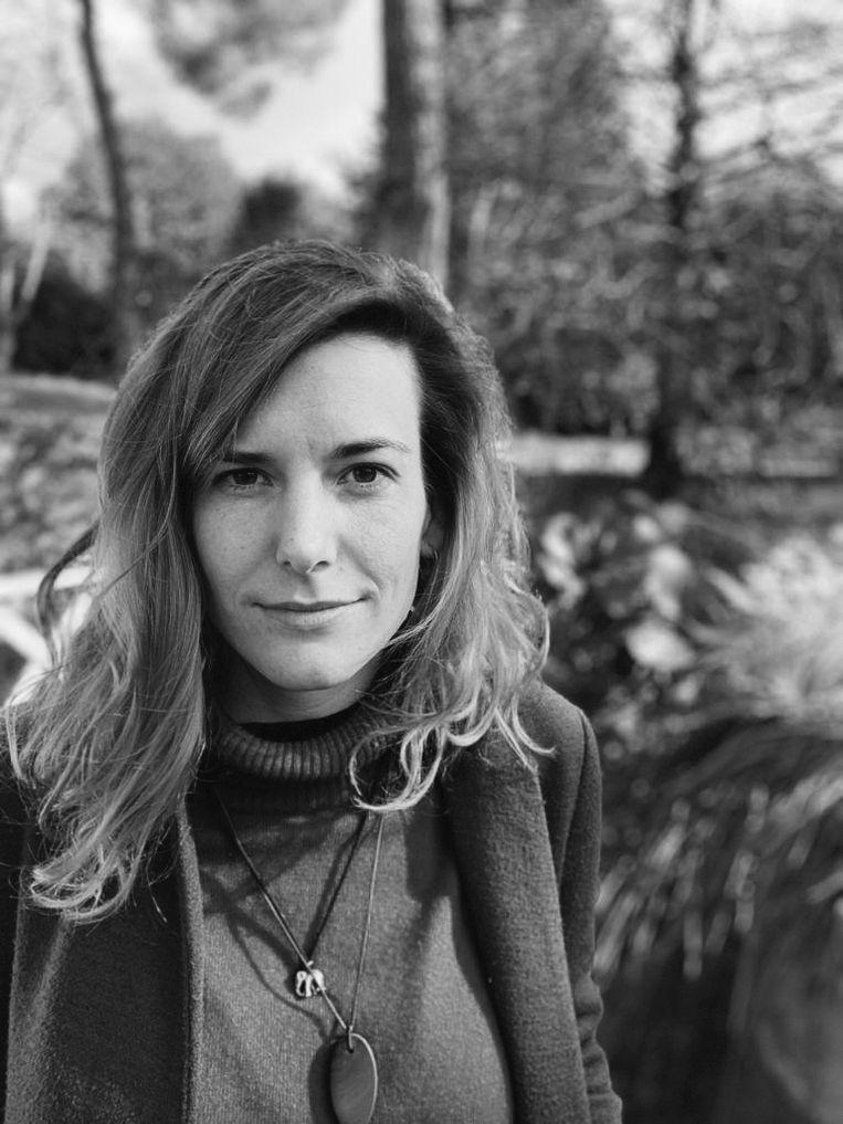 Viola Müller is historicus en onderzoekt momenteel de geschiedenis van slavernij en onvrije arbeid aan het European University Institute te Florence. Beeld -