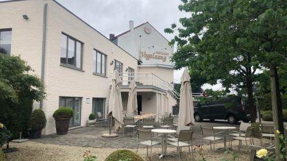 Pop-up brasserie voor de zomermaanden in feestzalen Vogelzang