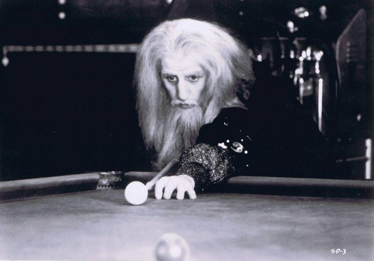 De Beatle Ringo als magiër in Son of Dracula. Beeld