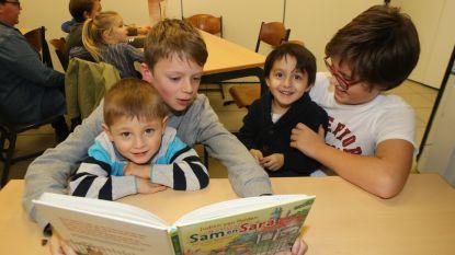 VIDEO: kinderen lezen voor aan kleuters van KSD