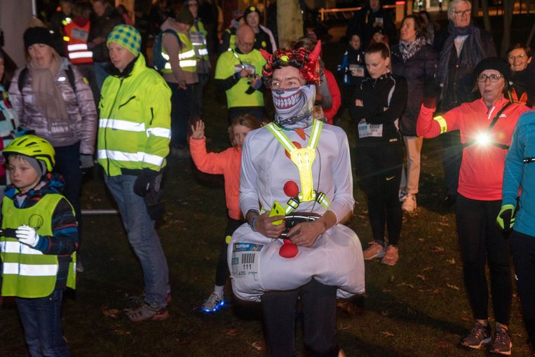 City Night Run in Wetteren.