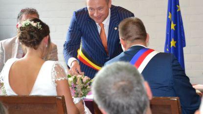 Glabbeek voorziet livestream voor  publiek van burgerlijke huwelijken