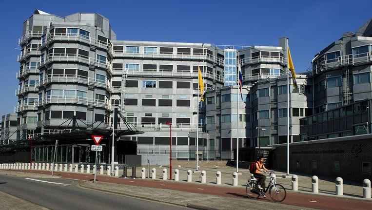Gebouw AIVD in Zoetermeer Beeld