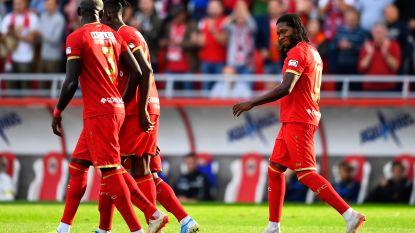 Fel gewijzigd Antwerp wint vlot tegen STVV, Refaelov en Mbokani zorgen voor de goals