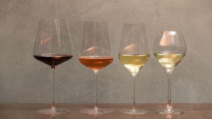 Zoveel meer van belang dan enkel groot of klein glas: zo kies je het perfecte wijnglas volgens wijnexperte Sepideh