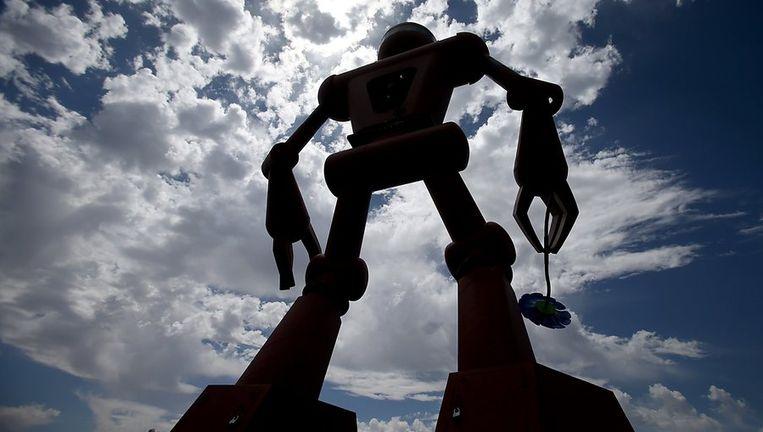 Is de toekomst van de journalistiek aan de robots?