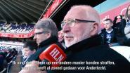 """Anderlechtfans steunen Deschacht op open training: """"Schandalig"""""""