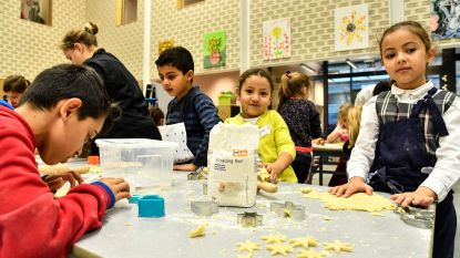Ketnet Koekenbak in Vrije Basisschool