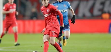 FC Twente speelt tegen Jong PSV zonder Espinosa en Oosterwijk