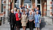 75-jarigen worden ontvangen op gemeentehuis