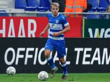 Twee jaar wachten is beloond: Thomas van den Belt heeft zijn officiële debuut bij PEC te pakken