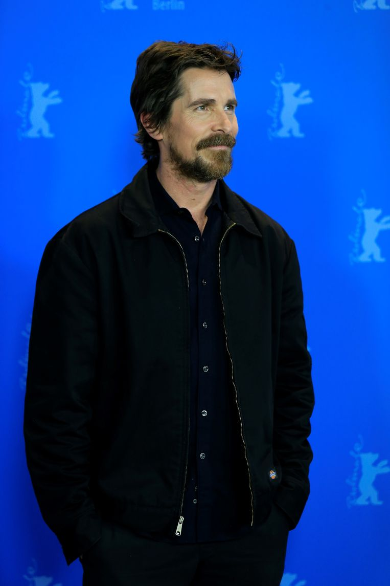 Christian Bale. Beeld Getty Images