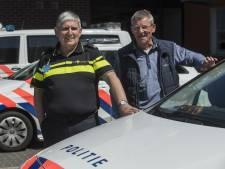 Wijkagenten Dinkelland met pensioen: 'De jaren bij de politie waren schitterend'