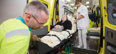 HMC start proef slimmer omgaan met ambulance