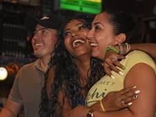 Als Brazilié speelt, klinkt de samba in Dok19