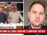 'Ondanks aanslag gaat FvD als enige door met campagne voeren'