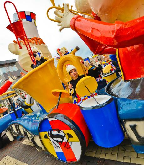 Het regent afgelastingen van carnavalsoptochten; Sint-Oedenrode, Leende, Someren-Eind gaan niet door