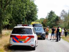 Fietser en automobilist botsen bij Wanroij, traumateam ter plaatse